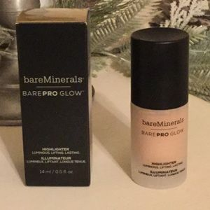 Bare Minerals BarePro Glow Highlighter Free